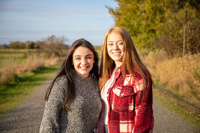 Ally & Ashlee Class of 2021