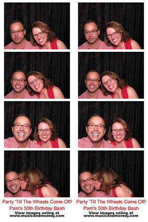 Pam's Red Hot 50th