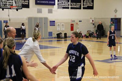 GV Basketball vs Worcster