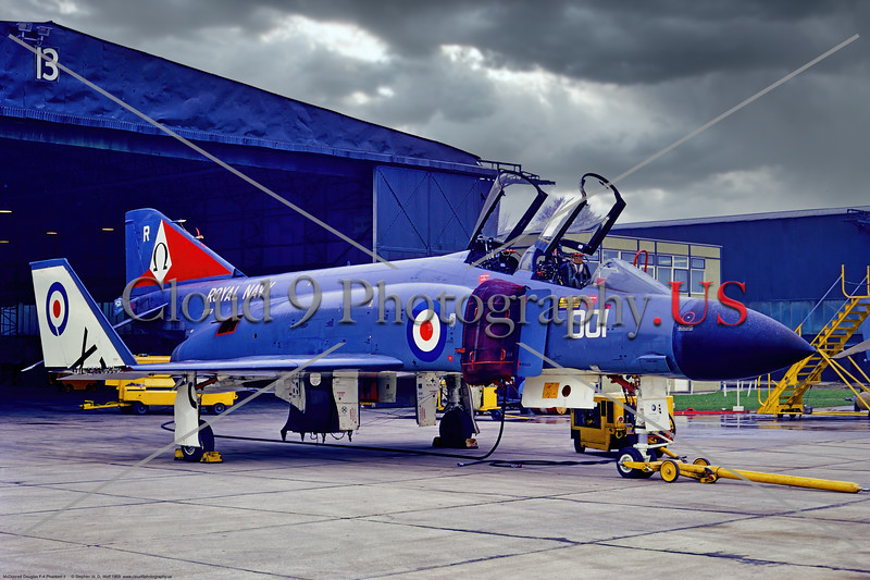 F-4-British 020 A static blue McDonnell Douglas FG.1 Phantom II British Royal Navy Sqd 892, XT859, 6-1969 Yeoviton, military airplane picture by Stephen W. D. Wolf     853_6459     Dt.JPG