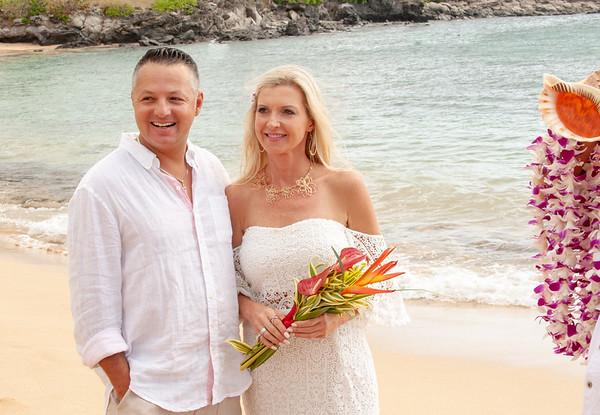 John & Shelly Kelley-Kapalua Bay Vow Renewal 7-7-19