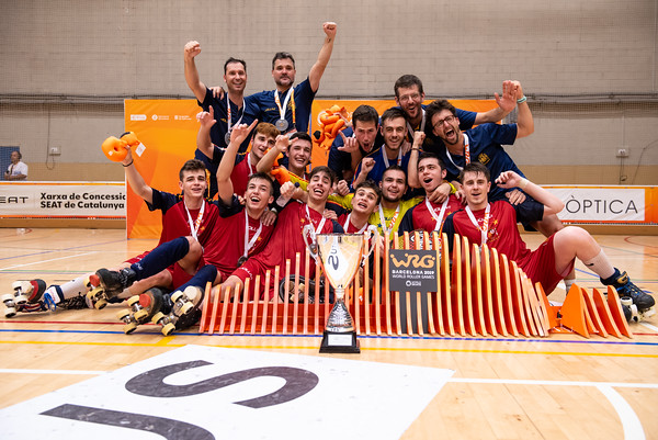Award ceremony - Under 19 Men's World Championship
