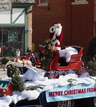 2015 Santa Claus Parade