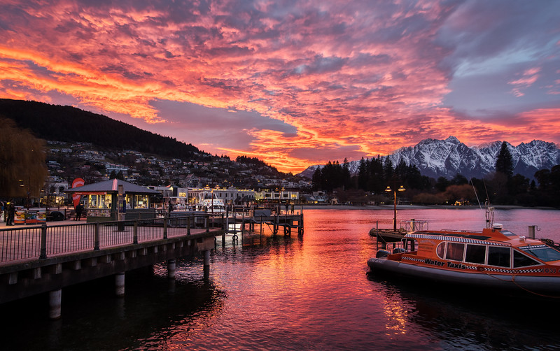 Queenstown Morning