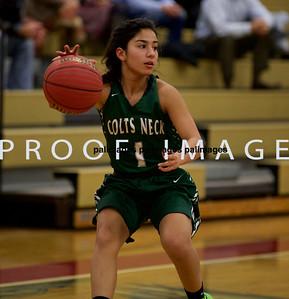 CNHS Girls Basketball v Wall