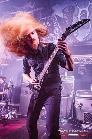 Lemuria (BEL) @ Hard Rock Fest - De Spikerelle - Avelgem - West-Vlaanderen