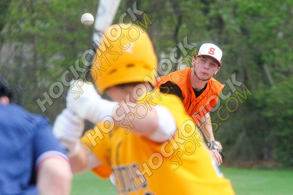 Stoughton-King Philip Baseball - 04-29-17