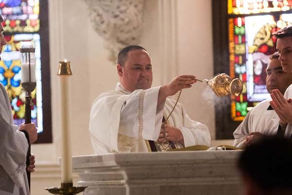 Chrism Mass 2013