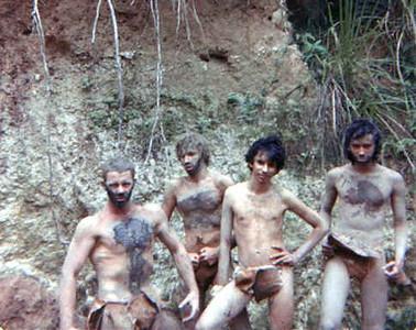 Domingos Andrade, Pedro Cadete, David Luna, Luis Valente