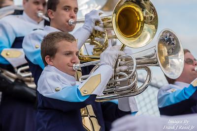 9-7-2018 Norwin Band at Hempfield Football Game