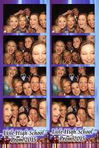 Lisle High School Prom Strips