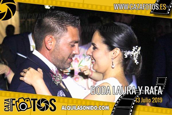 BODA LAURA Y RAFA - 13 JULIO 2019