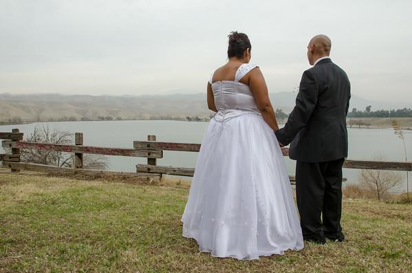 Norma & Eric wedding