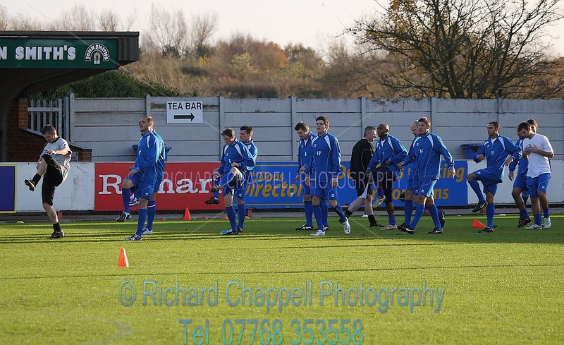CHIPPENHAM TOWN V KINGSTONIAN FC