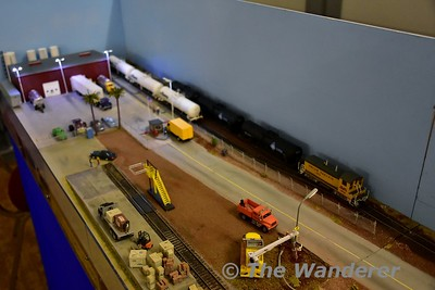First Bangor Model Railway Show 2017