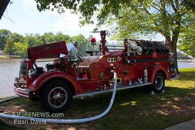 06-03-2012, Woodstown Antique Fire Muster, Memorial Lake
