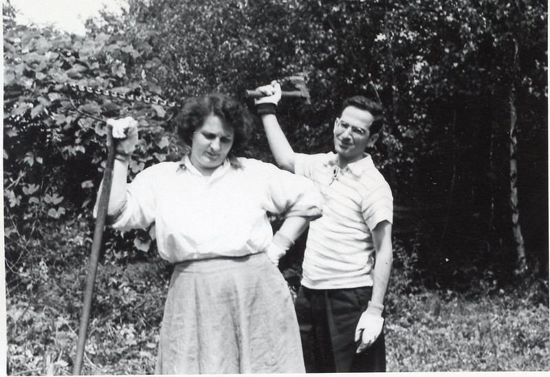 1951 Jeanne and Morty Becker.jpg