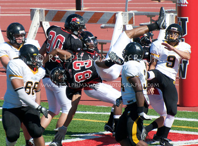 Football - 2009 Incarnate Word vs Texas Lutheran (Seguin)