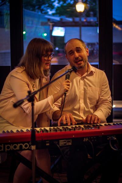 Bob Mervak Trio - Onyx - June 15, 2015