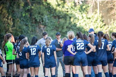 FP Girls Soccer 01/24/19