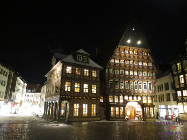 More sights around Hildesheim, Germany
