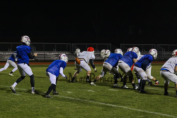 2017-11-15 WHS Football Practice