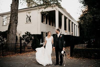 Rainier Chapter House Wedding | Lyndsey and Miles | Seattle Wedding Photographer