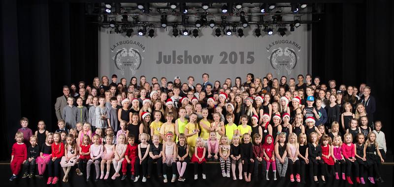 Laxbuggarnas Julshow 2015