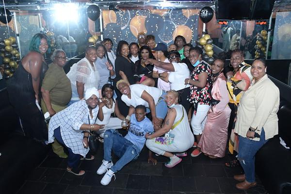Quinetta 50th Birthday Party