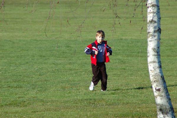 Matt at the park