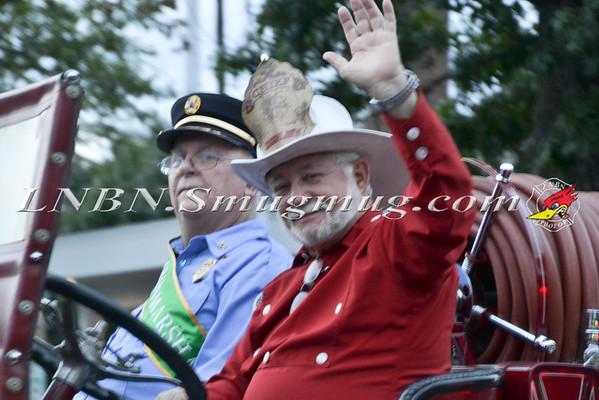 Greenlawn F.D. Fireman's Parade 8-29-13