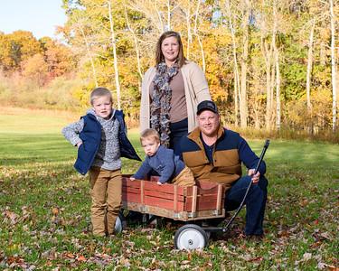 Smith Family Fall 2019