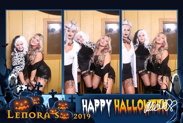Leonora's Halloween Party