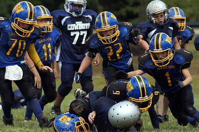 2011 Wentzville Wildcats, 9-10 vs North Co Stars