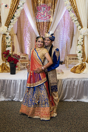 BHAVINI AND VIVEK WEDDING CEREMONY 1