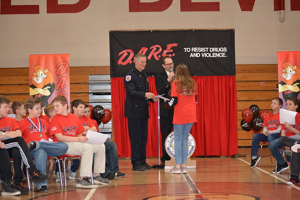 March Dare Graduation