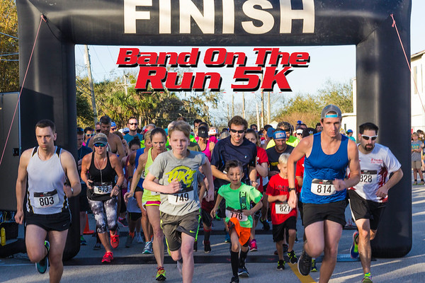 Band On The Run 5K 2018