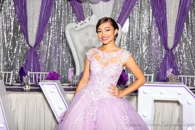 Jayda's Sweet 16