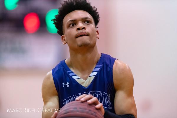 Broughton basketball at Leesville. February 5, 2019. 750_2608