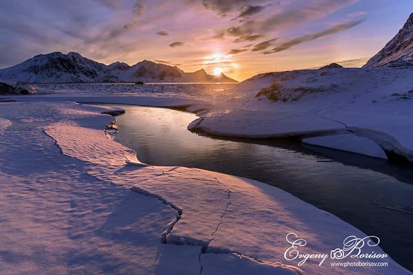Norway.  Lofoten