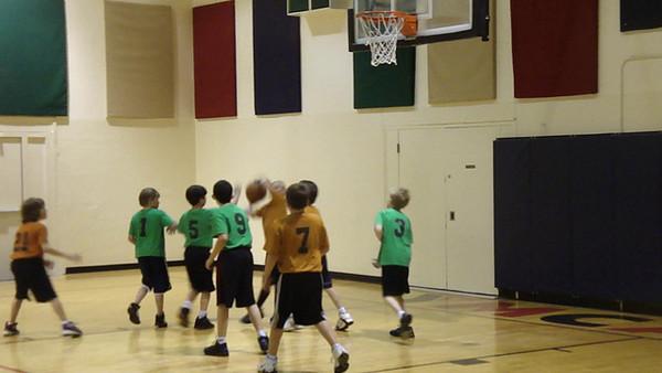 2010 Basketball Season Symon