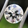 3.01ct Old European Cut Diamond GIA G SI1 5
