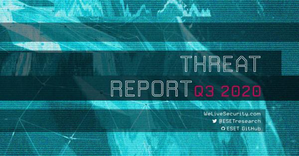 Threat Report Q3 2020