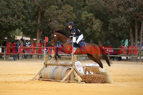 2014 10 12 Horsemans Hunter Trials III 80cm
