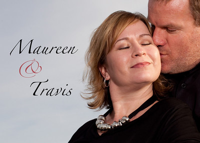 Maureen and Travis' Engagement Photoshoot