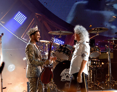 Queen + Adam Lambert, Chicago, Illinois, June 19, 2014