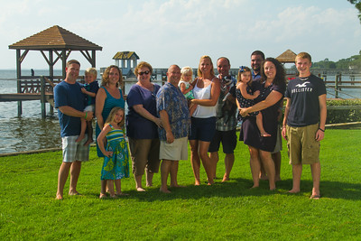 Stahl Family OBX Portraits Aug 2013