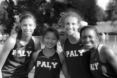 Girls 4x400 Meter Relays Prelims