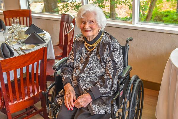 Grace's 100th  Birthday - 10-26-19