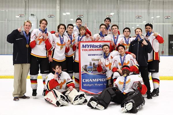 Duluth Phoenix U18